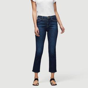 NWT FRAME Denim Le High Straight Jeans